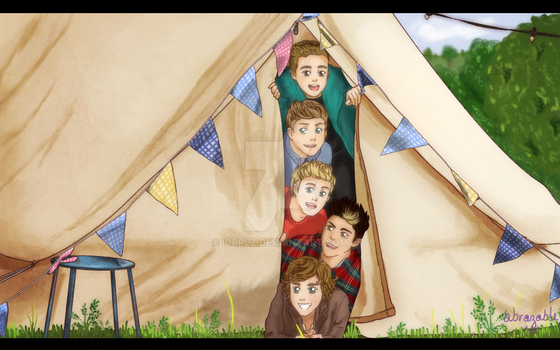 One Direction by idrplz