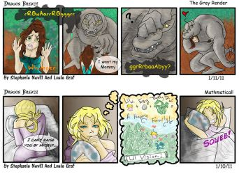 Finished Submission Strip by StephanieChristina