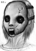 Doll Face concept by Iron-Fox