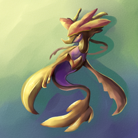 Dragalge by TheKiwiSlayer