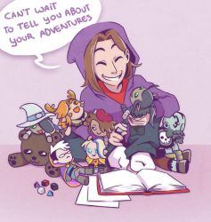 Critical Role THANKS VOXMACHINA by Takayuuki