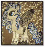 If Ghost Lover was a pony by 24-1