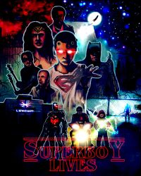 Superboy Lives by TheSithLordJoker