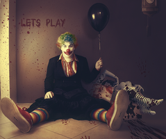 Let's Play 2 by juciely