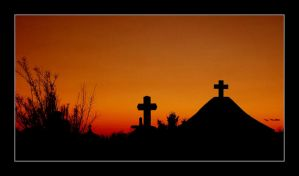 Cemetery Dawn 3 by xavierus