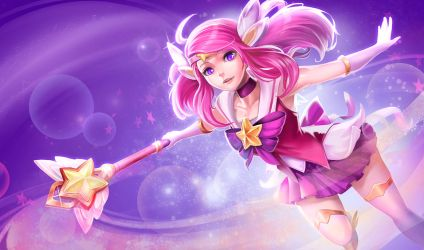 Star Guardian Lux by goomrrat