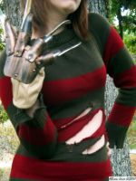 Ms. Krueger 1. by TheZoMbieMoshPiT