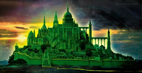Emerald City by RankaStevic