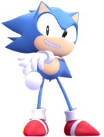 [MMDxSonic] Guess who's having another Series! by Hendersony