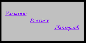 Variation Preview Flame Pack by Platinus