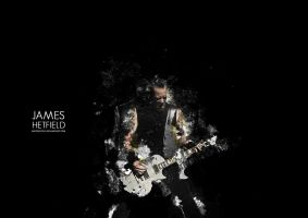 James Hetfield by odindesign