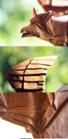 Hippogriff close-ups by synconi