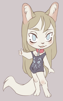 Base color kitty by TheAngelKitten