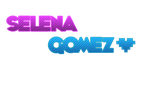 Selena gomez texto png by CanduletaEditions