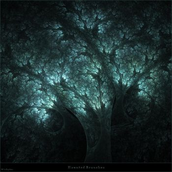 Haunted Branches by Wick5ter