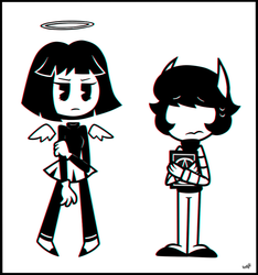 : Occult Pals : by Amazing-Girl-Forever