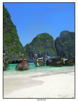 Maya Bay by Altrial