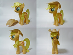 Apple Jack  Papercraft by vegeta0777