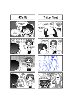 *WIP* The Uncaged Underworld: 4koma Anthology p186 by MSTieMiss