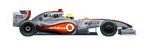 2009 McLaren Mercedes MP4-24 by Rhopunzel