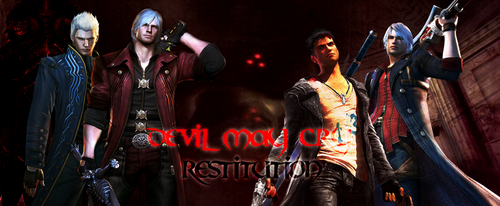 Devil May Cry: Restitution - cover by The-Bone-Snatcher