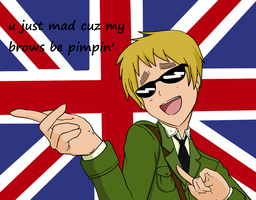 England- u mad by Srednas-Mas