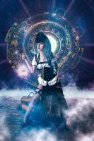Steampunk The Gate by maiarcita