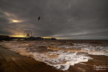 Incoming Storm by MikeFShaw