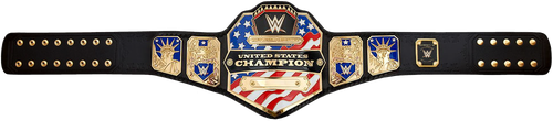 WWE United States Championship 2015 by Nibble-T