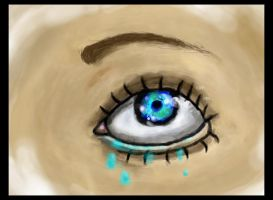 I'm crying for you by Seally