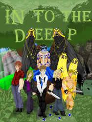 INTO THE DEEP: COVER by SmasherlovesBunny500