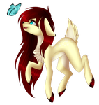 Flutey Fawn by FellAbyss