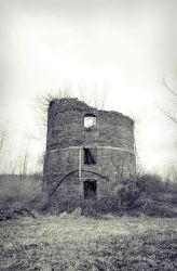 What was Once a Tower by mgiacco07
