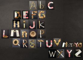 Typography Letterform Assignment by stagyika