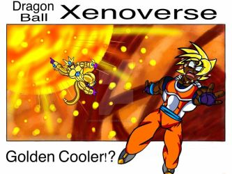 Golden Cooler!? by UnknownWarriors