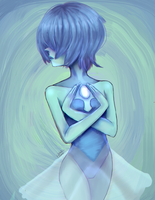 Blue Pearl by hatsukibambi
