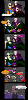 The Void 3 (end?) by Bunnymuse