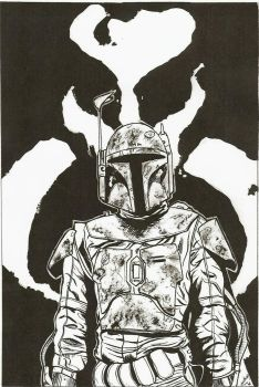 Boba Fett by NickMockoviak