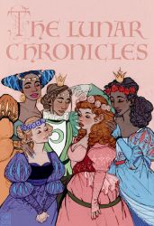 The Lunar Chronicles by may12324