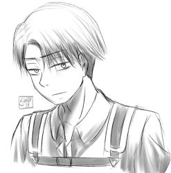 Levi by SuirenS15