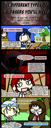 The Different Types of Walfasers You'll Meet by MikiBandy