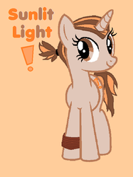 Sunlit Light by Miko-Chan10