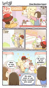 Life of Ry - Claw Machine Expert by Ry-Spirit