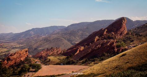 Red Rock by Bmor-Creative
