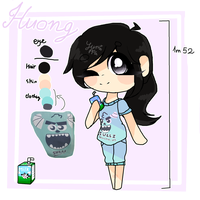 Me irl REF by Yumi-PPG