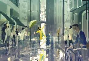 Then the rain stopped. by PascalCampion