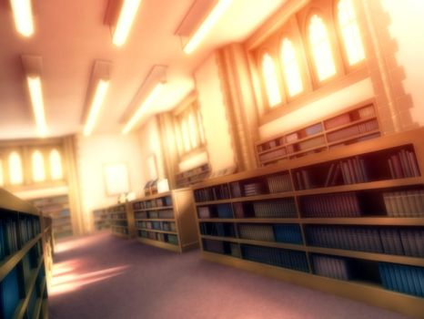 Library by Mikeinel