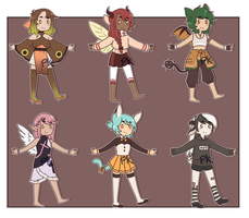[CLOSED] Random Adopts Auction 2 by PK-adopts