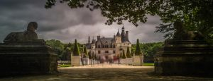 Chateau de Chenonceau by ChristianHein