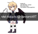 [CS: Lukipelx] Adopt #2 (CLOSED) by Mel-Adopts